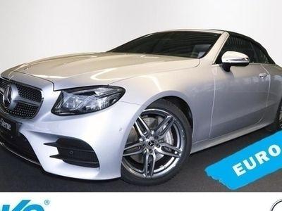 gebraucht Mercedes E300 Cabrio AMG*Burmester*Comand*Distronic*LED*