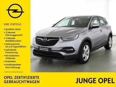 gebraucht Opel Grandland X 1.6 D Edition*Sitzheizung*IntelliLink*