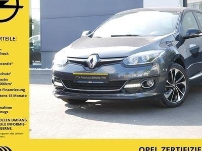 gebraucht Renault Mégane ENERGY TCe 130 Bose Edition SHZ BOSE NAVI