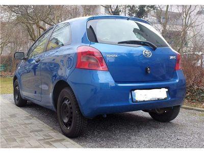 gebraucht Toyota Yaris 1.0 VVT-i