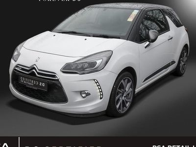 used Citroën DS3 BlueHDi 1.6 100 So Paris, Klimaaut.