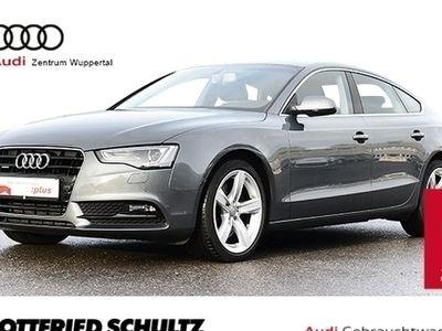 gebraucht Audi A5 Sportback 3.0TDI quatt.STDHZG AHK XEN NAV PDC V