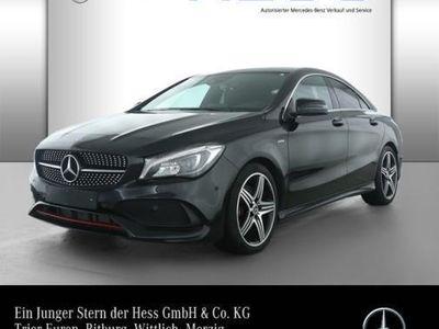 gebraucht Mercedes CLA250 Sport 4M Coupé AMG LED NAV AMG- Exklusiv