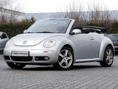 gebraucht VW Beetle Cabrio 1.6 Klima/ALU/PDC/SH