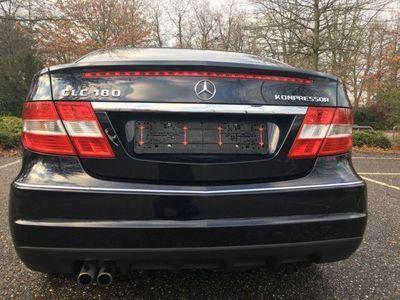 gebraucht Mercedes CLC180 Kompressor Leder/Alu/Top Zustand