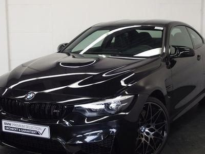 gebraucht BMW M4 Coupe DKG+Navi+HUD+DAB+H/K+RFK+AppleCar+20++
