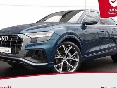 gebraucht Audi Q8 50 TDI 50 TDI S-line HD-MATRIX*STHZ*S-SITZE*ACC*AHK*