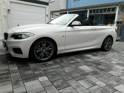gebraucht BMW M235 Cabrio Sport-Aut. Performance
