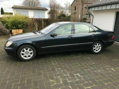 gebraucht Mercedes S500L (Vollausstattung) als Limousine in Würselen
