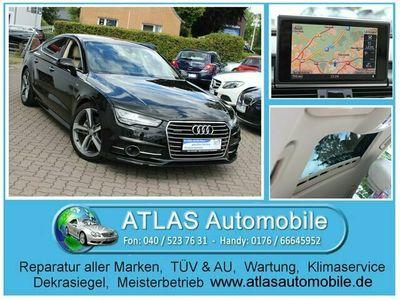 gebraucht Audi A7 Sportback 3.0 TDI quattro S Line Matrix+e.HGSD