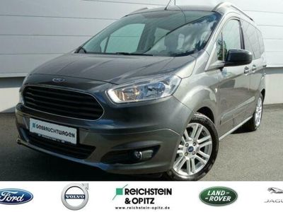 gebraucht Ford Tourneo Courier 1.0 EcoBoost Titanium +PDC/SYNC