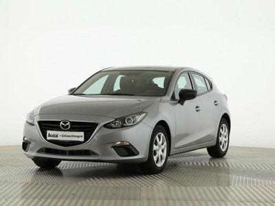 gebraucht Mazda 3 USB Tagfahrlicht ZV Klima