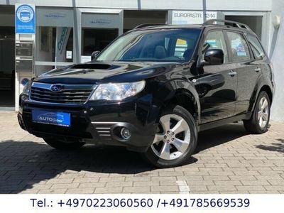 gebraucht Subaru Forester Comfort Klima/PDC/Schiebedach*Top*