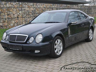 gebraucht Mercedes CLK200 KOMPRESSOR AVANTGARDE *AUTOMATIC*