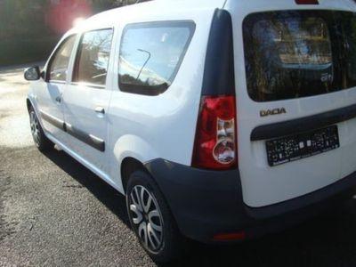 gebraucht Dacia Logan 1,6 1.Hd-TÜV 05/2018- 49000km