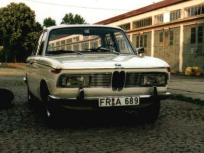 gebraucht BMW 2000 Flacharmatur Bj.1967