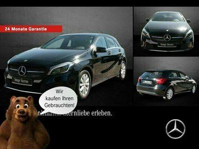 gebraucht Mercedes A180 Style/LED/Kamera/Klima/Telefon/Tempomat