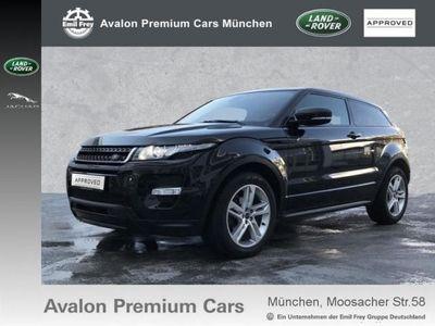 gebraucht Land Rover Range Rover evoque SD4 Aut. Dynamic