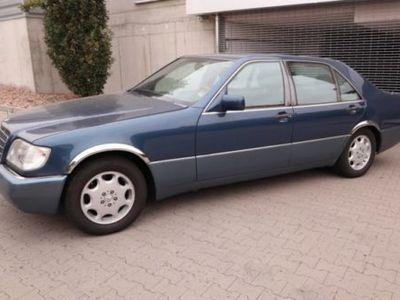 gebraucht Mercedes 400 SEL*Klimaautomatik*Scheckheft*2.Hand*deutsch