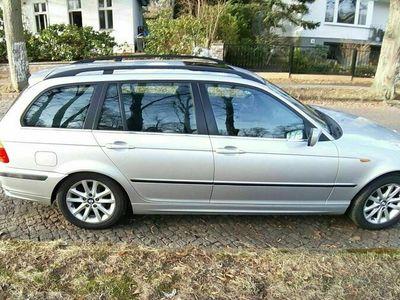 gebraucht BMW 320 E46 i Touring Kombi LPG PRINS VSI2 ...