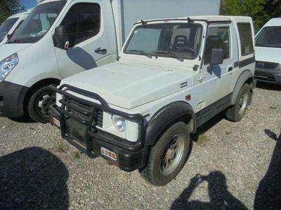 gebraucht Suzuki Samurai SJDeluxe Cabrio