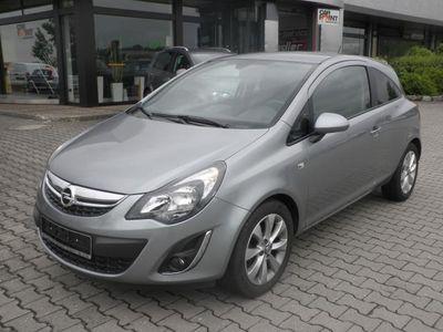 second-hand Opel Corsa Active PDC,Klimaautomatic,Tempomat,Sitzhei.