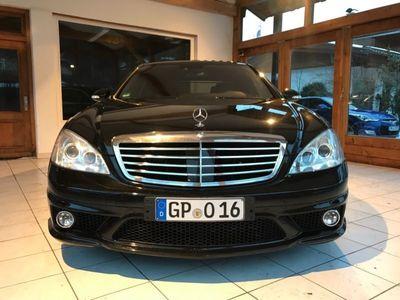 gebraucht Mercedes S63 AMG S-Klasse Lim.AMG L TOP Bremse neu !!!