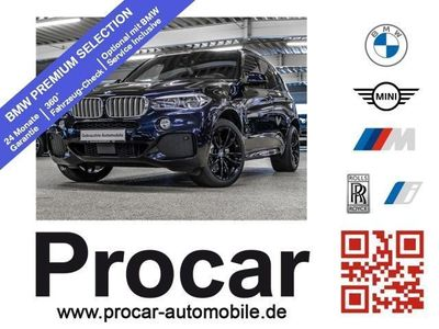 gebraucht BMW X5 xDrive40d M Sportpaket Innovationsp. Panorama