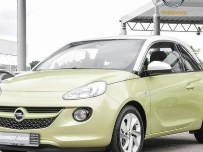 käytetty Opel Adam 1.4 Jam Klima GRA Bluetooth elt. FH AUX-In
