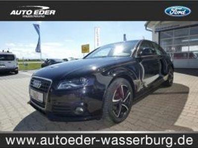 gebraucht Audi A4 1.8 TFSI Ambiente EURO 5 Tempomat Sitzheizung