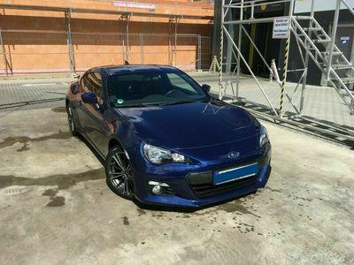 gebraucht Subaru BRZ 2.0i Sport + Vollausstattung + Alarm als Sportwagen/Coupé in Rodgau