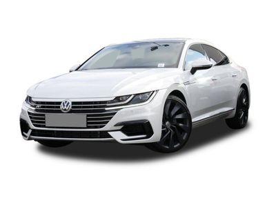 gebraucht VW Arteon R-Line 2.0 TSI 4M DSG Navi P-Dach ACC LED
