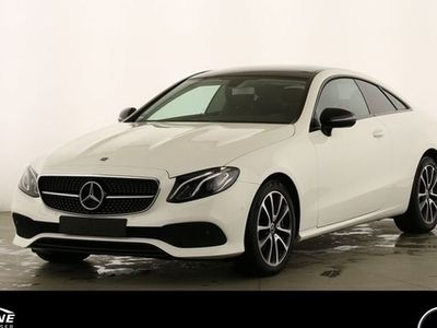 gebraucht Mercedes E200 Coupe 9G+Night+Panodach+Kamera+MagicVision