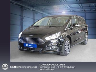 gebraucht Ford S-MAX 2.0 EcoBlue Aut. Titanium LED Navi ACC