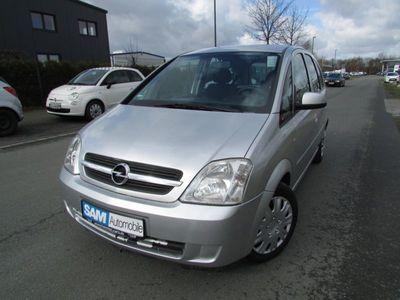 gebraucht Opel Meriva 1.6 Edition Klima