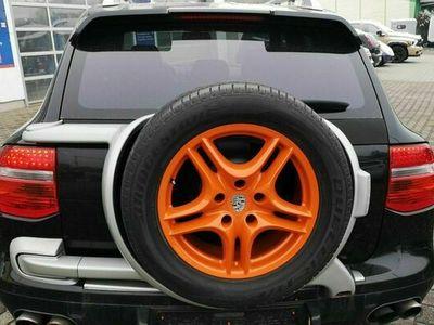 gebraucht Porsche Cayenne Turbo Transsyberia Offroad Look