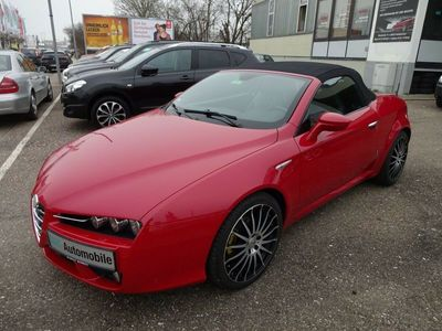 gebraucht Alfa Romeo Spider 2.2 JTS 16V Exclusive als Cabrio/Roadster in Heidenheim an der Brenz