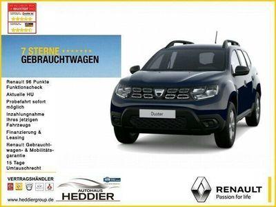 gebraucht Dacia Duster Deal TCe100-Eco-G*Klima*Radio*Bluetooth