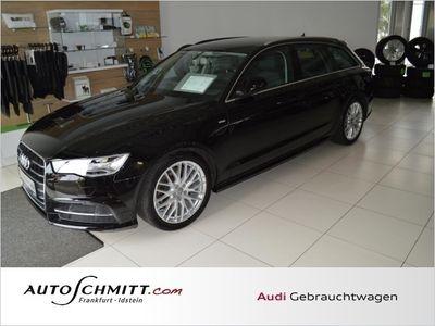 gebraucht Audi A6 Avant 2.0 TDI S-Line Navi LED Rückfahrkamera