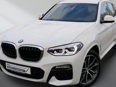 gebraucht BMW X3 xDrive20d M SPORT AT Navi Business Klimaaut.