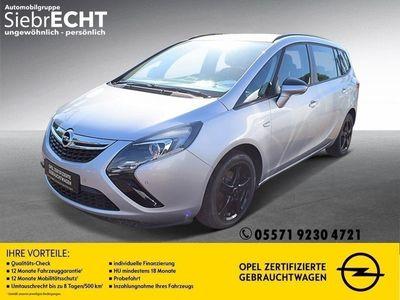 gebraucht Opel Zafira Tourer 2.0 CDTI Edition*Navi*2 Zonen Klima