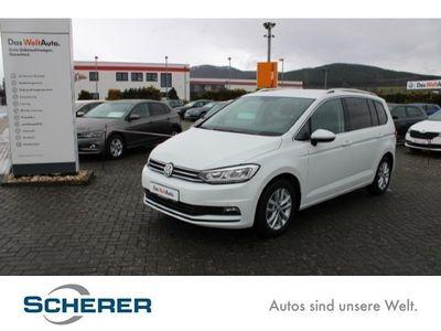 gebraucht VW Touran 1.5TSI DSG 7-Sitzer LED ACC Climatronic