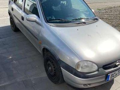 gebraucht Opel Corsa Edition 2000 Klimaanlage B