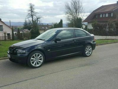 gebraucht BMW 318 Compact ti als Limousine in Kusterdingen