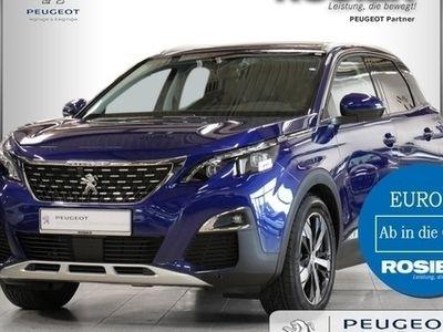 käytetty Peugeot 3008 2.0 BlueHDi Allure AHK LED Navi Pano Kamer