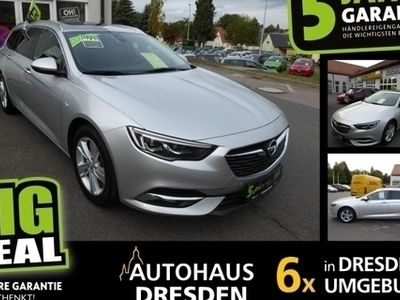 gebraucht Opel Insignia 2.0 CDTI BiLED Navi Pano Kamera Keyless