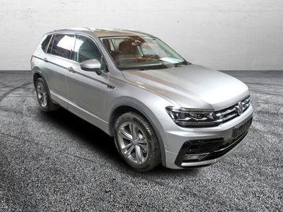 gebraucht VW Tiguan Allspace 2.0 TSI DSG 4-Motion, R-LINE,...
