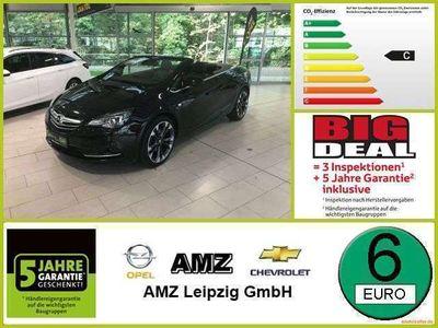gebraucht Opel Cascada 1.6 Turbo Active Navi Kamera Automatik Spu