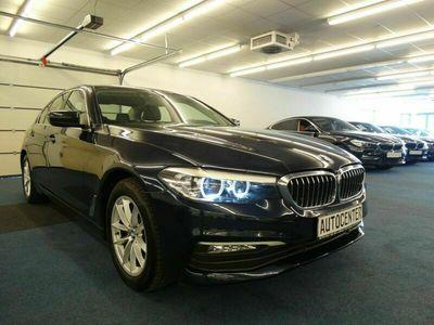 gebraucht BMW 520 Baureihe 5 Lim. d xDrive