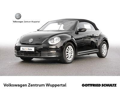 gebraucht VW Beetle Cabrio NAVI KLIM PDC GRA MFA